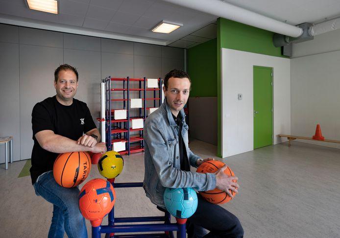 Roy Frederiks en Joep Pouls zijn twee van de coördinatoren aangepast sporten in de regio. Zij zoeken naar mogelijkheden voor mensen met een beperking om te sporten en eventueel een sportmaatje te vinden.