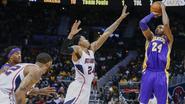 Nieuwe mijlpaal  Kobe Bryant: over grens van 32.000 punten