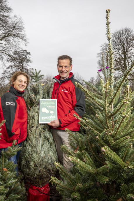 Run op 'Ramsay-kerstbomen' uit Geesteren nadat Engelse kok er een aantal kocht