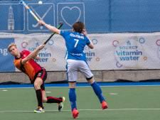 Hockeymannen Oranje-Rood onderuit bij Kampong: 3-1