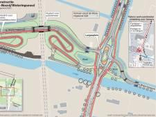 Fiets en auto krijgen veel last van wegwerkzaamheden tussen Arnhem-Zuid en Elst