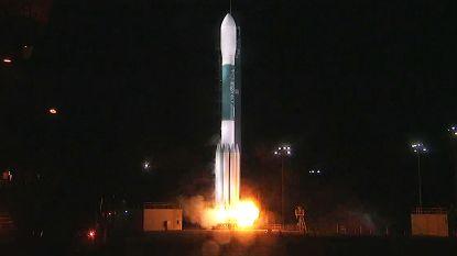 NASA lanceert satelliet voor betere weersvoorspellingen