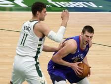 Jokic voegt zich in fraai rijtje met Magic Johnson en LeBron James bij zege Denver Nuggets