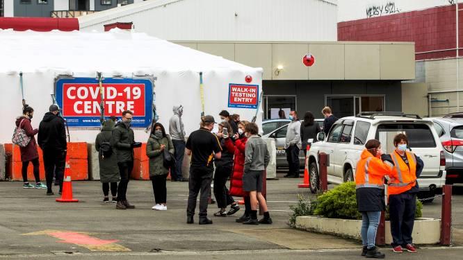 Nieuw-Zeeland extra alert na positieve test Australische toerist die weekend in Wellington doorbracht