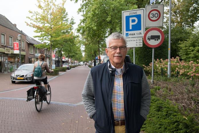 Werkgroeplid Ben Haasdijk.