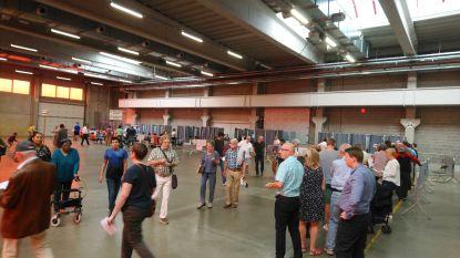 Stembureaus gaan dicht na vlotte stembusgang