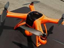 Weer drones boven Contreie, 'ze verjagen de vogels'