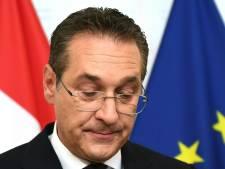 Oostenrijkse vicekanselier Heinz-Christian Strache treedt af na gelekte video