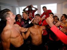 AFC uitzinnig na bekerwinst: 'Ik heb met open mond staan kijken'