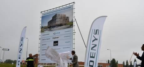 Aannemer uit Moerdijk bouwt nieuw politiekantoor in Middelburg