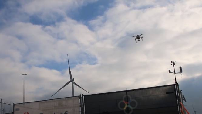 Big Brother in de haven: autonome drones waken over veiligheid