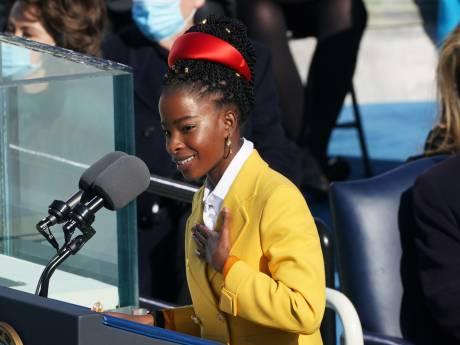 Gedicht tijdens inauguratie levert Amanda (22) modellencontract op