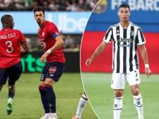 Lille-aanvoerder grapt over Cristiano Ronaldo: 'Ik vraag hem elke dag om naar ons te komen'