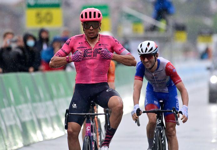 Le Suisse Stefan Bissegger (EF Education Nippo) a remporté la 4e étape du Tour de Suisse.