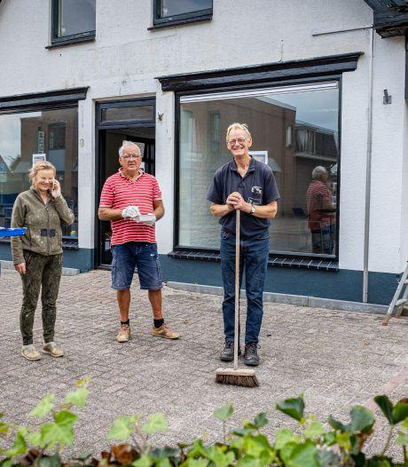 Kringloopwinkel in oprichting heeft nu al 'verbindend  effect' in Den Ham