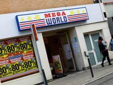 Un candidat repreneur allemand pour les magasins Mega World