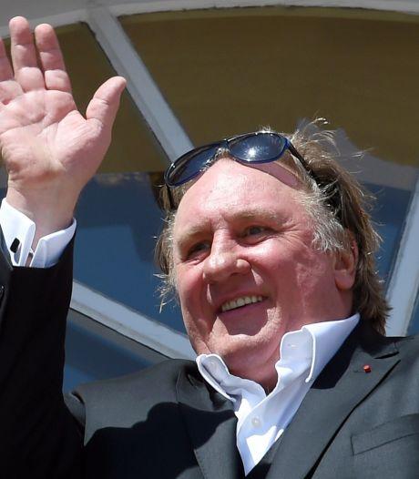 """Gérard Depardieu révolté: """"Je ne veux plus faire partie de ce pays!"""""""
