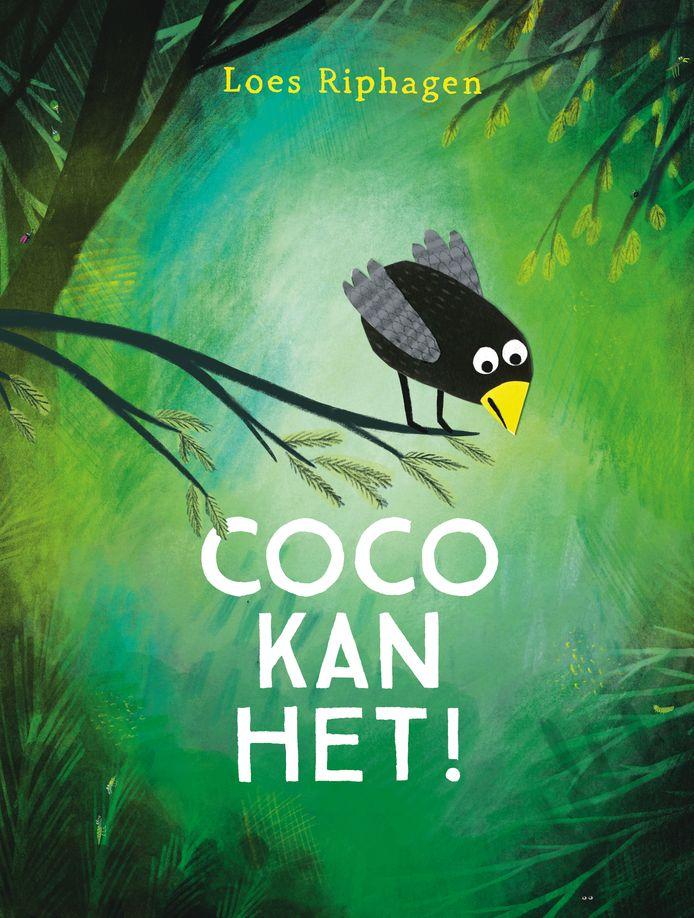 Omslag 'Coco kan het!' van Loes Riphagen