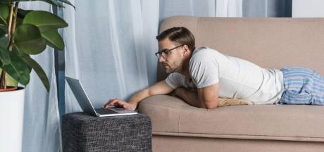 'Het is helemaal niet erg om te stofzuigen op je thuiswerkdag'