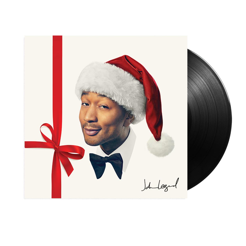 Het album 'A Very Legendary Christmas' van John Legend. Beeld