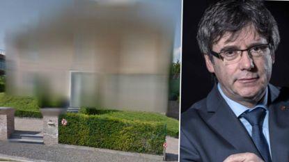 Puigdemont duldt duidelijk geen pottenkijkers in Waterloo