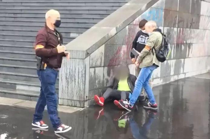 L'assaillant avait été arrêté quelques minutes plus tard place de la Bastille.