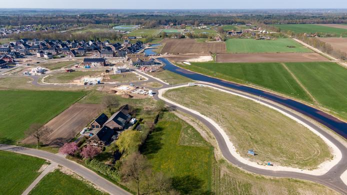 De gemeente Ommen staat niet toe dat er op een gedeelte van de Vlierlanden woningen gebouwd gaan worden die alsnog een gasaansluiting krijgen.