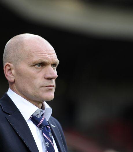 Feyenoord slaat dubbelslag: Wouters nieuwe assistent