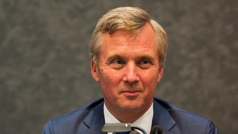 Eric van der Burg Beeld anp