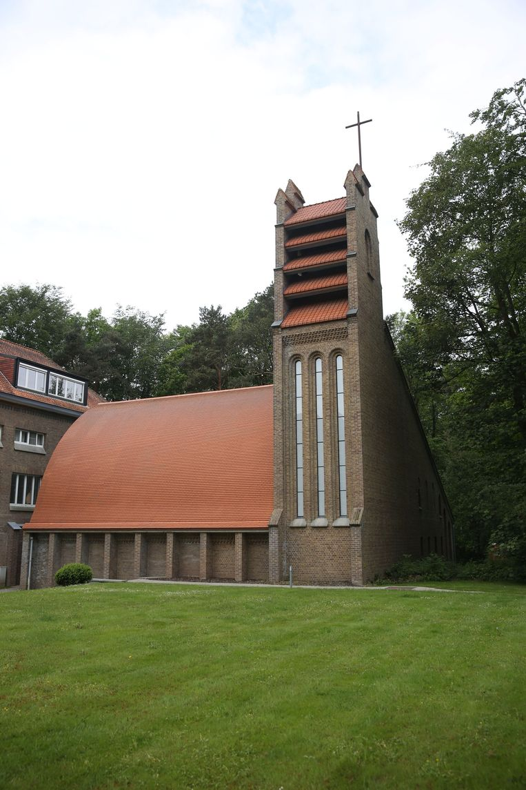De kapel naast het sanatorium is komende zondag toegankelijk voor het publiek.