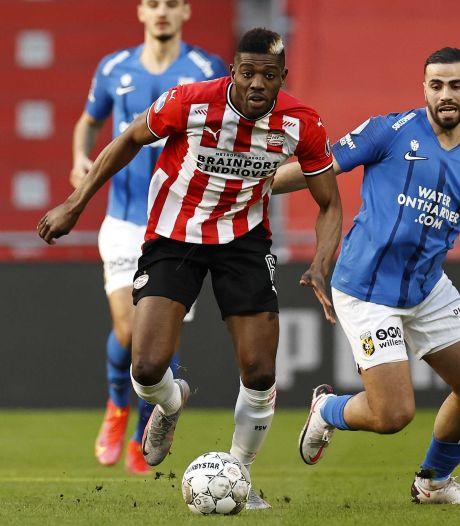 PSV wil in Sittard voortborduren op spel tegen Ajax en heeft Sangaré en Madueke terug