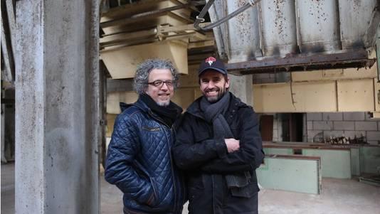 Leo Hamers en Victor Kooijmans