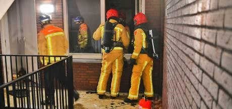 Slachtoffers ademen rook in bij brand in appartementencomplex in Bladel