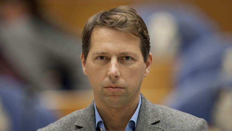 PvdA-Kamerlid en oud-rechter Jeroen Recourt Beeld anp