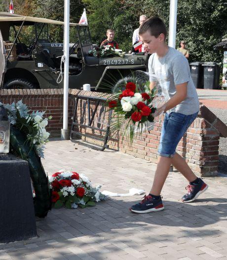 Bevrijding door Polen sober herdacht