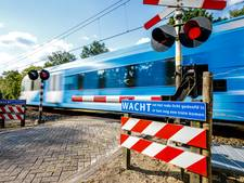 Spoorwegovergang wordt vernieuwd