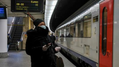 NMBS verliest maandelijks 70 miljoen euro aan inkomsten door coronacrisis