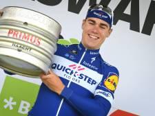 Jakobsen sprint naar ritwinst in eerste etappe BinckBank Tour