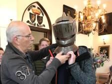 Leerlingen Bernrode kruipen in de huid van journalisten op Kasteel Heeswijk