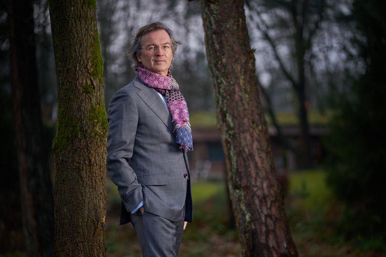 Arno Visser, president van de Algemene Rekenkamer.  Beeld Phil Nijhuis