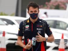 Albon heeft geen Plan B: 'Ik heb alleen Plan A, bij Red Bull blijven'