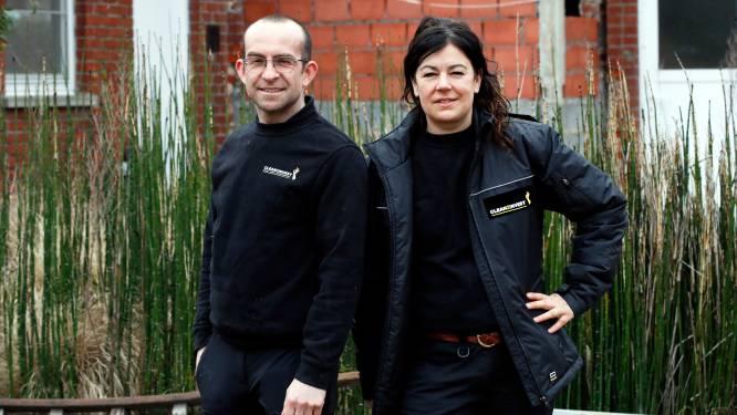 """Annelies en Tim uit 'De Vuilste Jobs van Vlaanderen' willen correcte vergoeding: """"Voor tien euro per uur wil niemand met zijn handen in de stront zitten"""""""