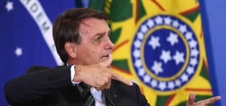 Bolsonaro: 'Leger gaat de straat op om orde te herstellen als ik dat wil'