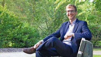 Koen Loete schuift jeugd naar voor: Filip Smet (30) wordt fractieleider CD&V