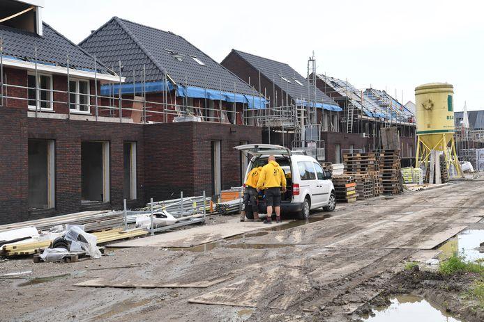 Lage Zwaluwe is inmiddels uitgebreid met nieuwbouwwijk de Vlashoek, maar gemeente Drimmelen wil in het dorp nog zeker honderd woningen meer.
