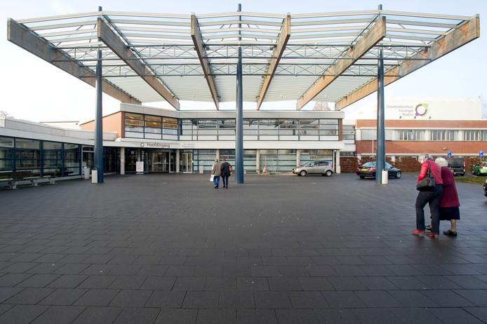Streekziekenhuis Koningin Beatrix in Winterswijk, onderdeel van Santiz.