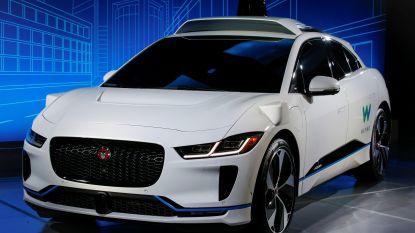 Waymo wil 20.000 Jaguars autonoom laten rijden