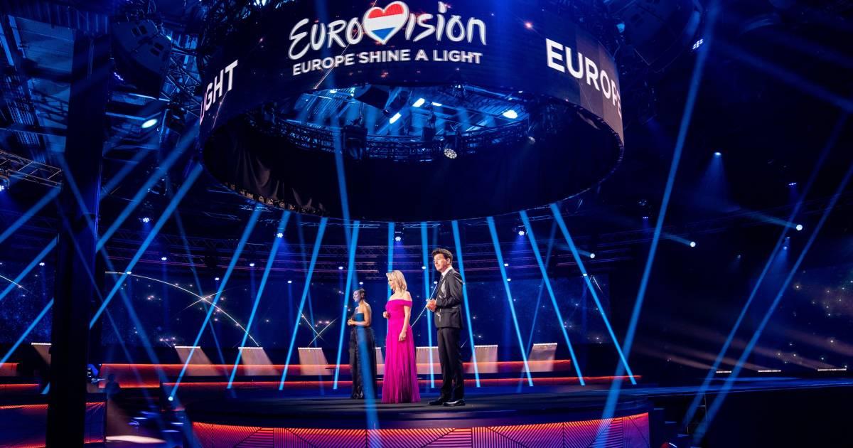 Streep door Eurovisie Songfestival in uitbundige vorm | Show - AD.nl