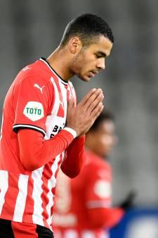 TOTO 'verdringt' Philips van de mouw naar kraag PSV-shirts