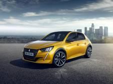 Elektrische Peugeot 208 is in België 6000 euro goedkoper